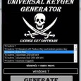 Universal Keygen Generator 2015 For Windows 7