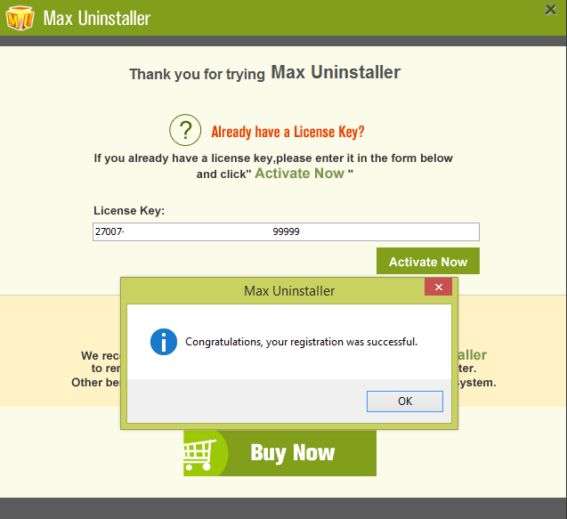 Max Uninstaller 2015 Crack Plus Serial Key