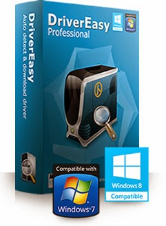 DriverEasy Professional 4.9.2 Crack Plus Serial Key
