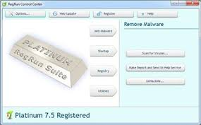 RegRun Security Suite Platinum Full Version