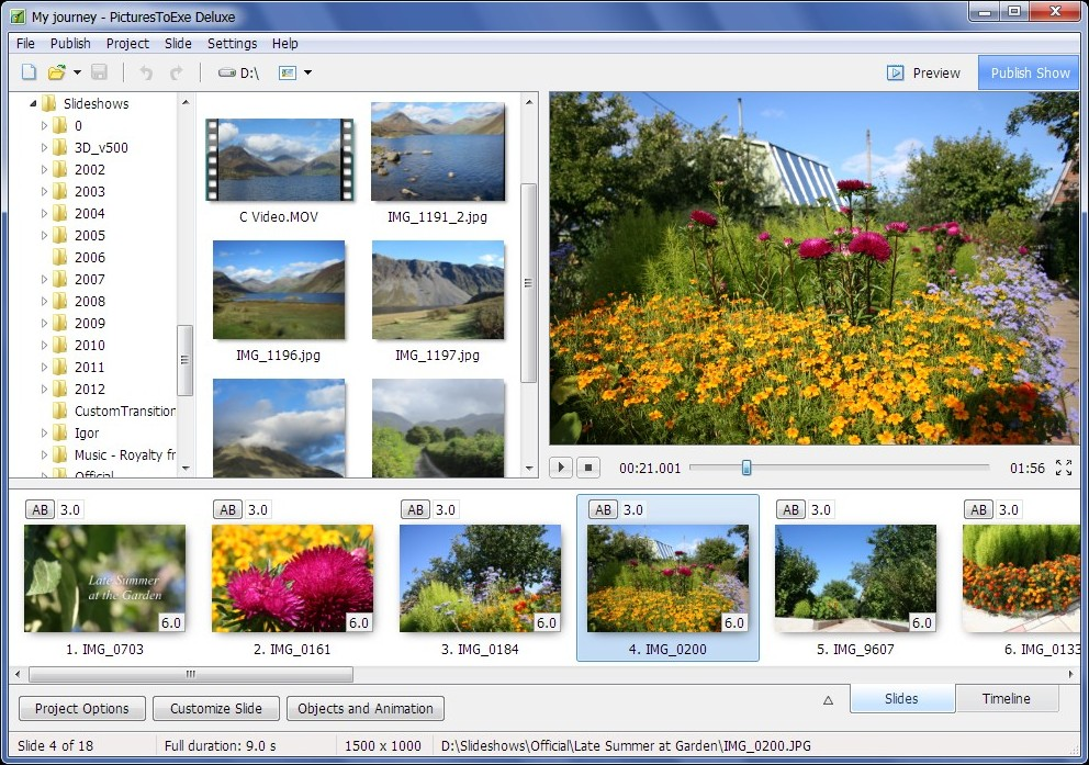 PicturesToExe Deluxe 8.0.17 Final Version (2)