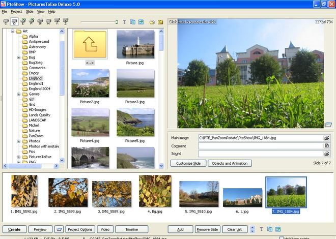 PicturesToExe Deluxe 8.0.17 Final Version