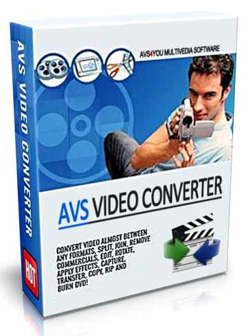 AVS VIDEO CONVERTER 9.1.1.568 CRACK Full Version