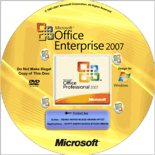 MS Professional Office 2007 Working Activation Serial Key [Latest]