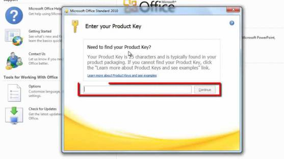 MS-Professional-Office-2007-Working-Serial-key-Download