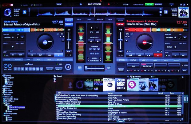 Atomix Virtual DJ Pro 8.0.2391 Crack