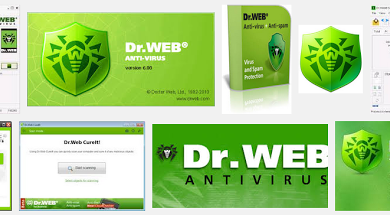 Dr.Web Antivirus Crack Serial Key Free Download