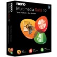 Nero multimedia Suite 10 Crack + Serial Key