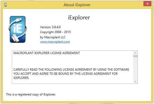 iExplorer 3.8.6.0 Serial Key Free Crack Download Full Version