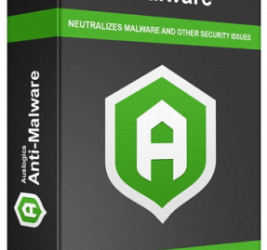 Auslogics Anti-Malware 2016 Serial Keys