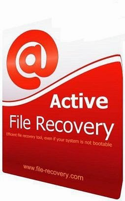 Active File Recovery 14.5 Crack + Serial Key [ Latest ]