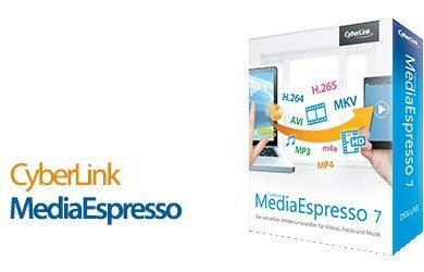 Cyberlink MediaEspresso 7 Deluxe Crack + Serial Key Download