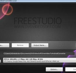 Free Video to MP3 Converter 5.0.69.1127