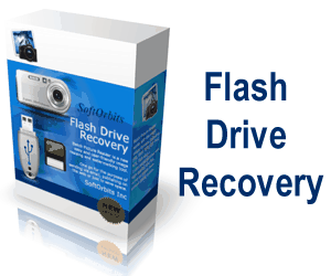 Flash Drive Recovery number Serial Softorbits