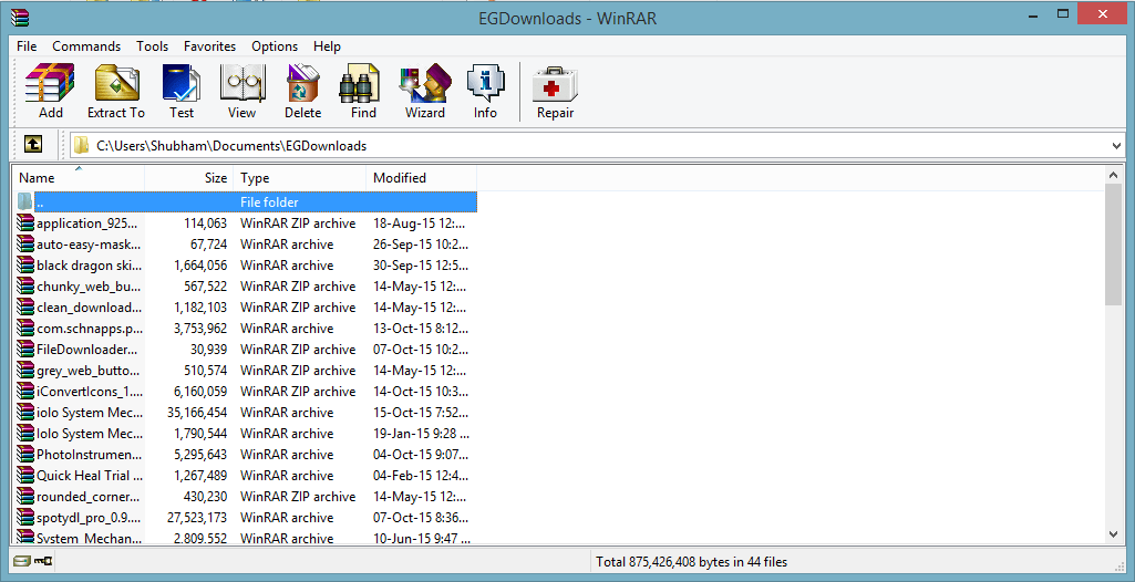 Winrar 3.90 corporate full version rioz09