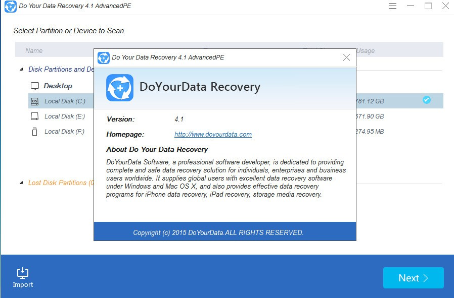 Do Your Data Recovery 4.1.0 Crack + Serial Key Download [ Latest ]