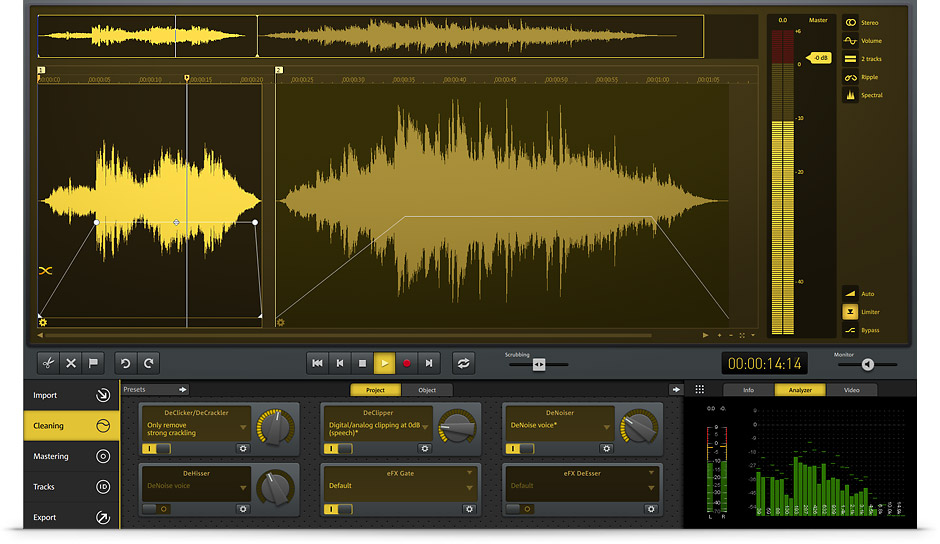 Magix Audio Cleaning Lab 11 Download