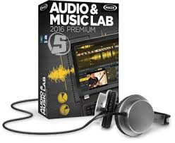 MAGIX Audio & Music Lab 2016