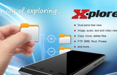 X-plore File Manager Donate 3.81.01 APK Free Download