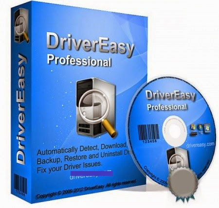 Driver Easy 4.9.15 Crack Incl Serial Key Download