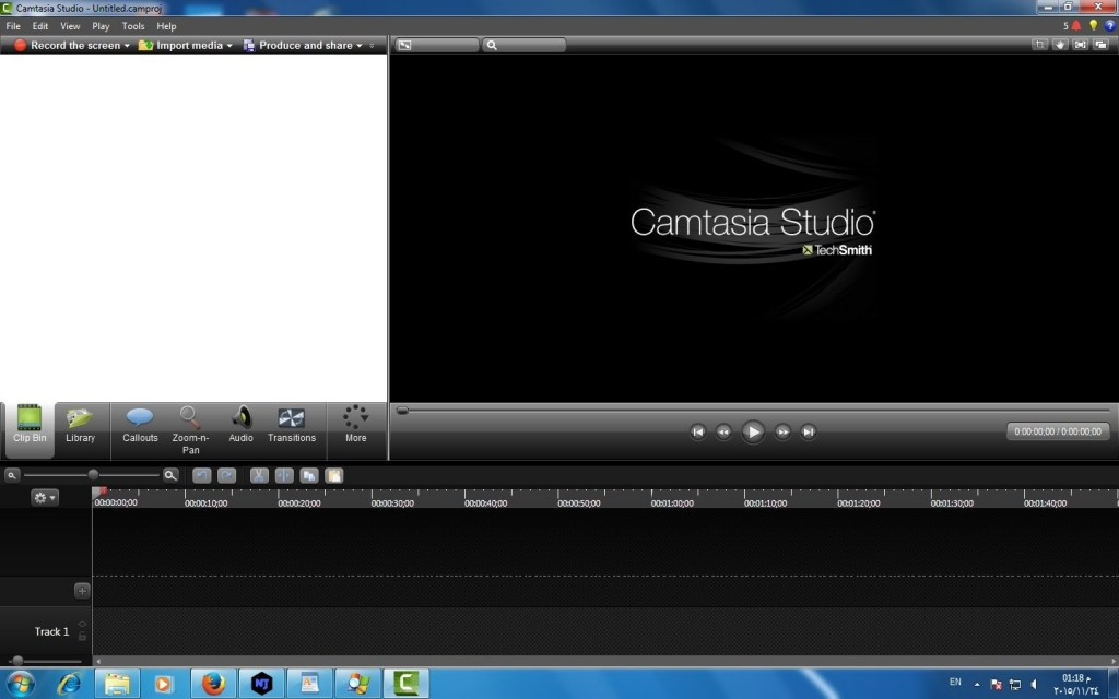 Camtasia Studio 8.6.0 Crack Download