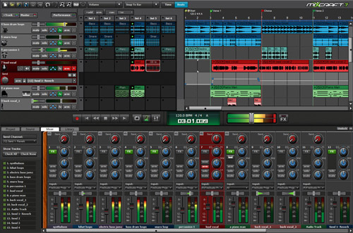 Acoustica Mixcraft 7.5 Crack + Serial Key Full Version Free Download