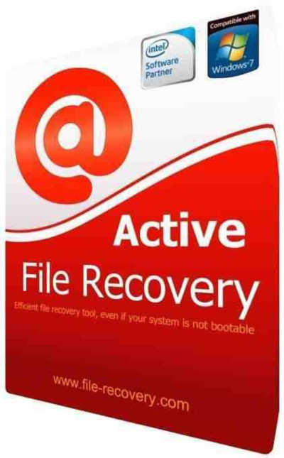 Active File Recovery Professional 15.0.5 Crack Free Download