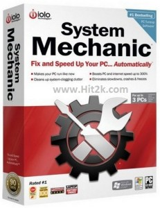 System Mechanic 15 Pro Crack + Serial Key Free Download