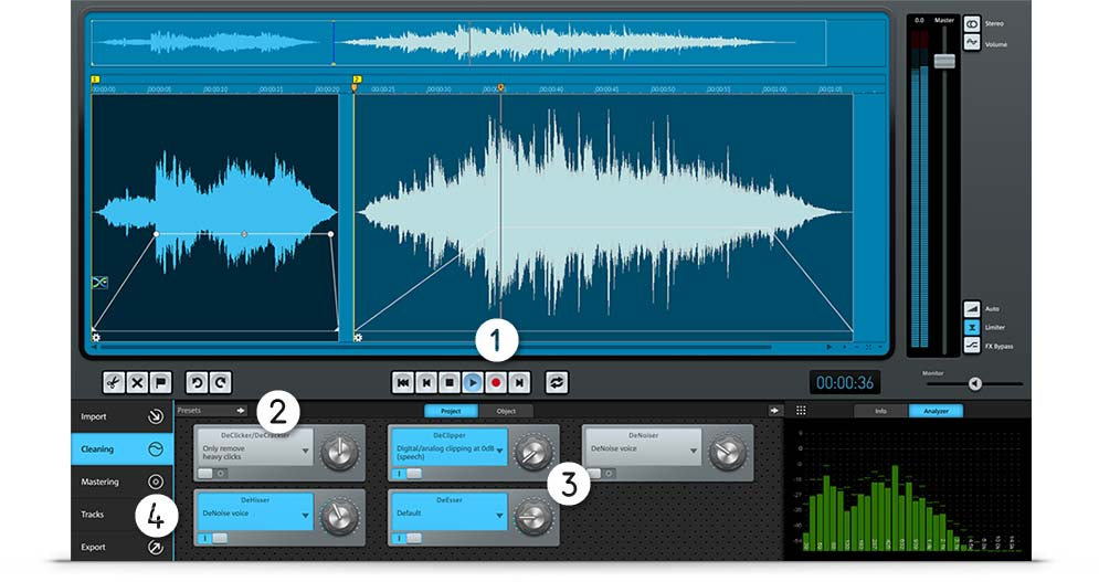 Magix audio cleaning lab 2017 v19.0.0.10crack accipiter