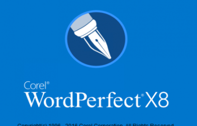 Download Corel WordPerfect Office X8 Full Crack Free