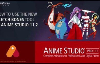 Anime Studio Pro 11.2 Serial key plus Crack Free