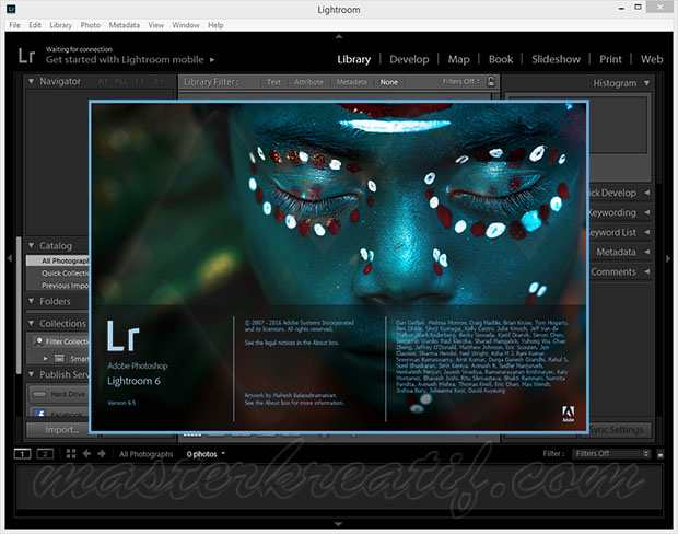 Adobe Photoshop Lightroom 6 Crack