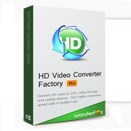WonderFox HD Video Converter Factory Pro v9.6 Crack
