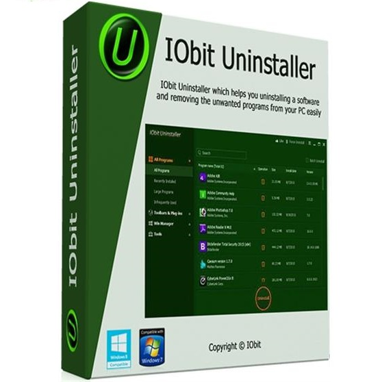IObit Uninstaller Pro 6.0.2.156 Full Crack