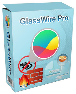 GlassWire Pro Elite 1.2.74 Crack Key Download Free