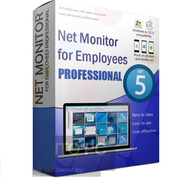 net monitor for employees crack