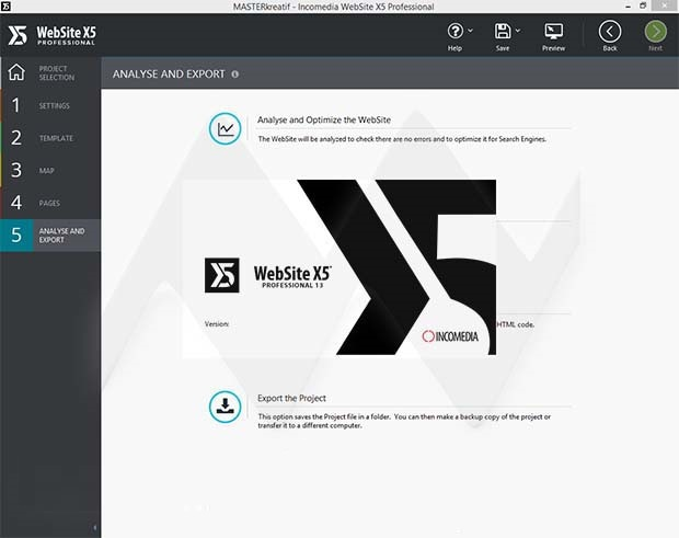 Incomedia-WebSite-X5-Professional-Full Keygen
