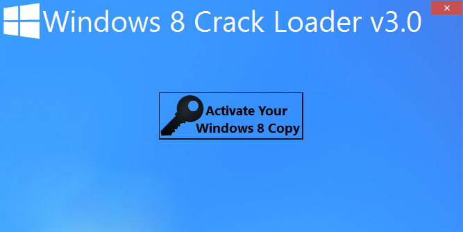 Windows-8-Crack & activator
