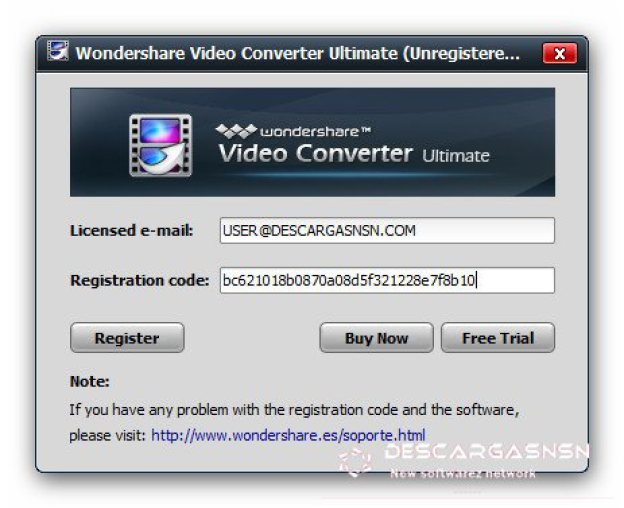 Wondershare Video Converter crack Keygen And Serial Keys