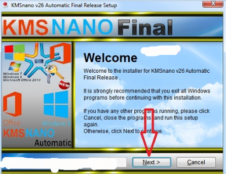 kmsnano Automatic Activator Final Version Download Free