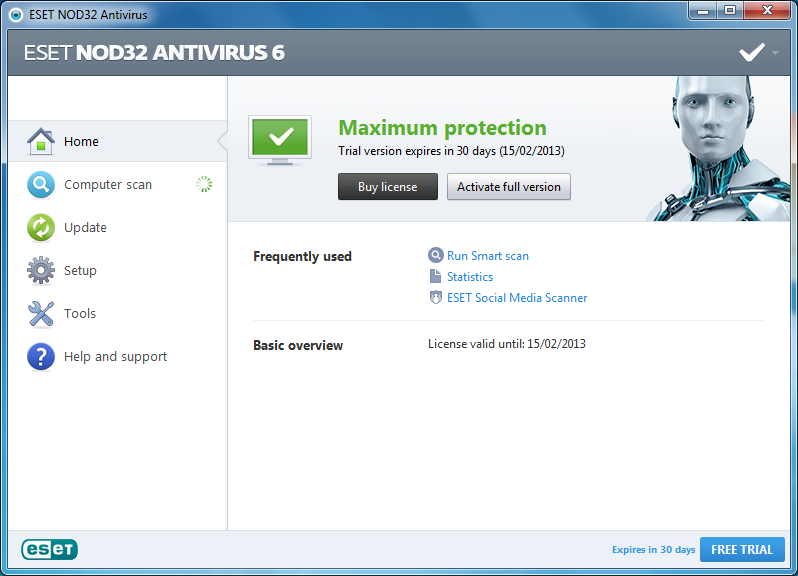 Eset Nod Key >> ESET Nod32 Full Crack + Serial key