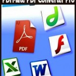 PDFMate PDF Converter Professional v1.74 Crack + Serial Key Download