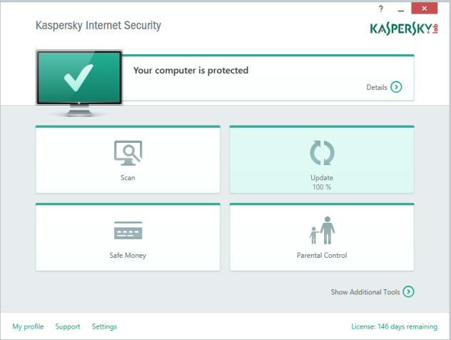 Kaspersky Internet Security 2015 Working Cracks