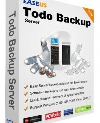 EaseUS Todo Backup Advanced Server 8.5.0 Crack Serial Key Free Download