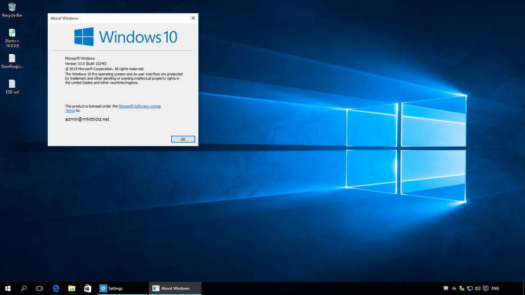 windows 10 enterprise with crack