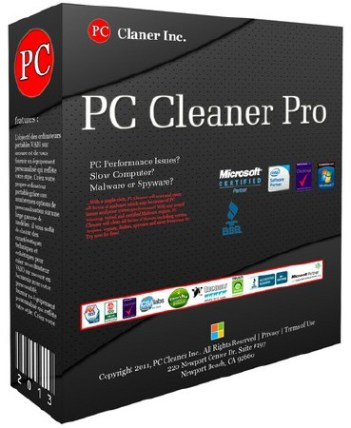 PC Cleaner Pro 2015