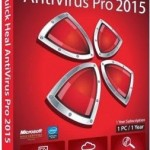 Quick Heal Antivirus Pro 2015 Crack With Activation Key