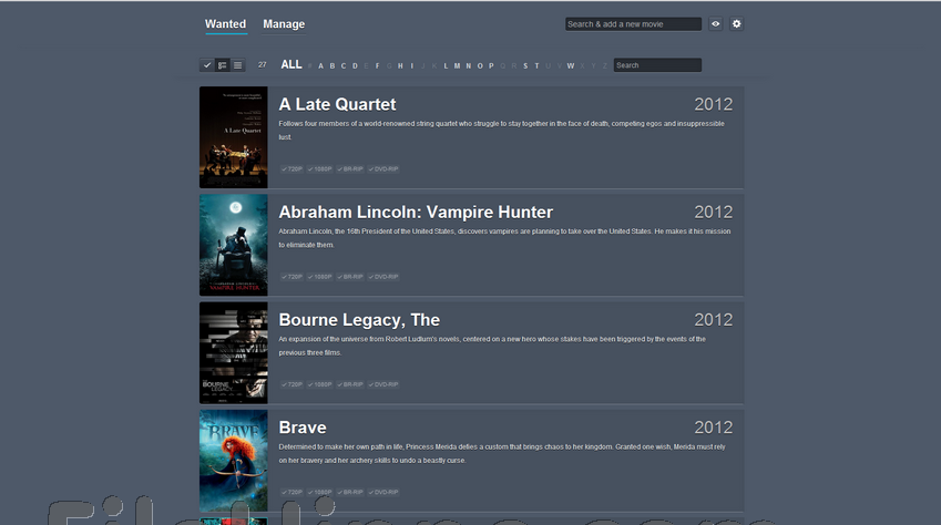 CouchPotato 3.0.1 Free Download