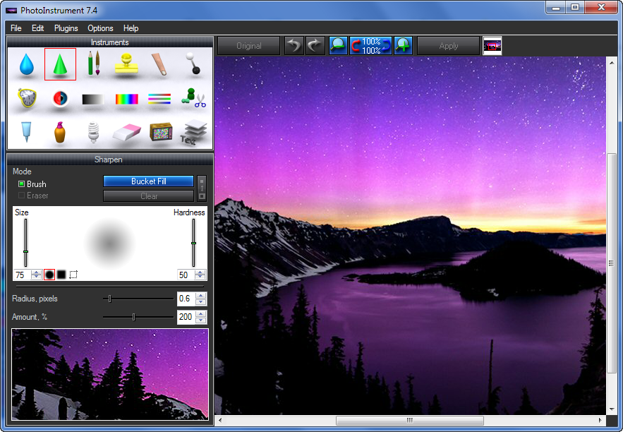 PhotoInstrument 7.4 Build 776 Crack