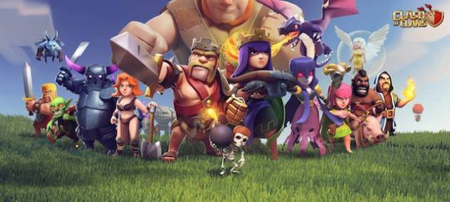 Clash of Clans Unlimited Mod